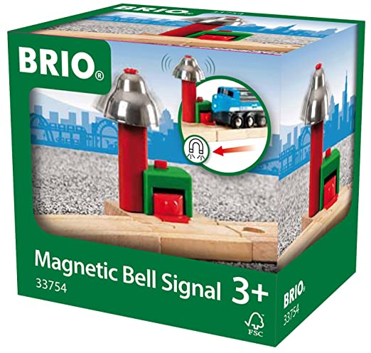 112 opinioni per Brio 33754- Segnale Magnet, Campana