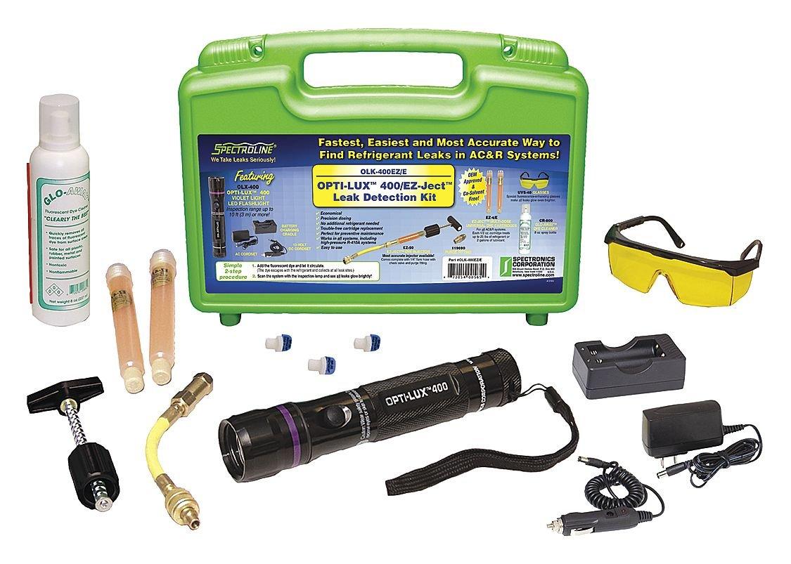 Leak Detection Kit, Small/Medium System