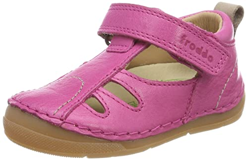 d58c8209adf Froddo Girls Children Sandal G2150075-6 Moccasins, Red (Fuchsia I19), 8.5