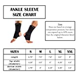 CopperSport Copper Compression Ankle Sleeve Support