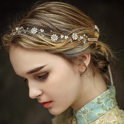 Haarschmuck Blüte Blume Haarspange Haarclip Schmuck Haar Brautschmuck Fest Braut