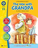 The War with Grandpa - Novel Study Guide Gr. 3-4 - Classroom Complete Press
