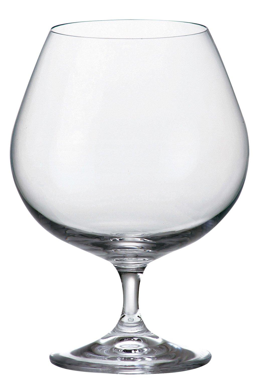 Red Vanilla GAS00-690 Gastro Cognac Glass, 690ml, Set of 6, Clear