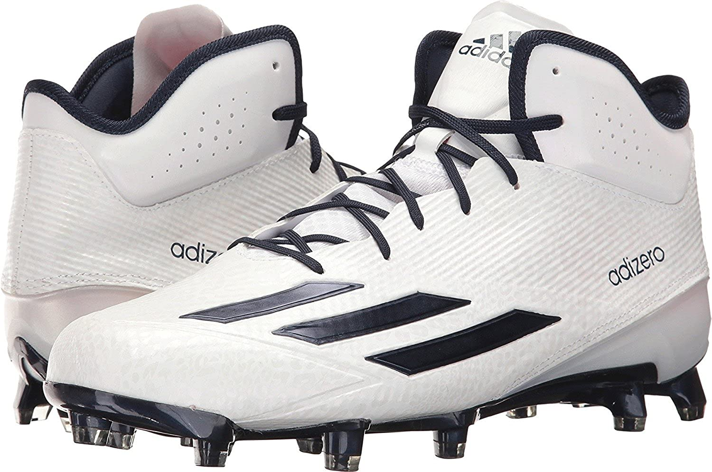 0f0b13e6b Adidas Adizero 5Star 5.0 Mid Mens Football Cleat  Amazon.ca  Shoes    Handbags