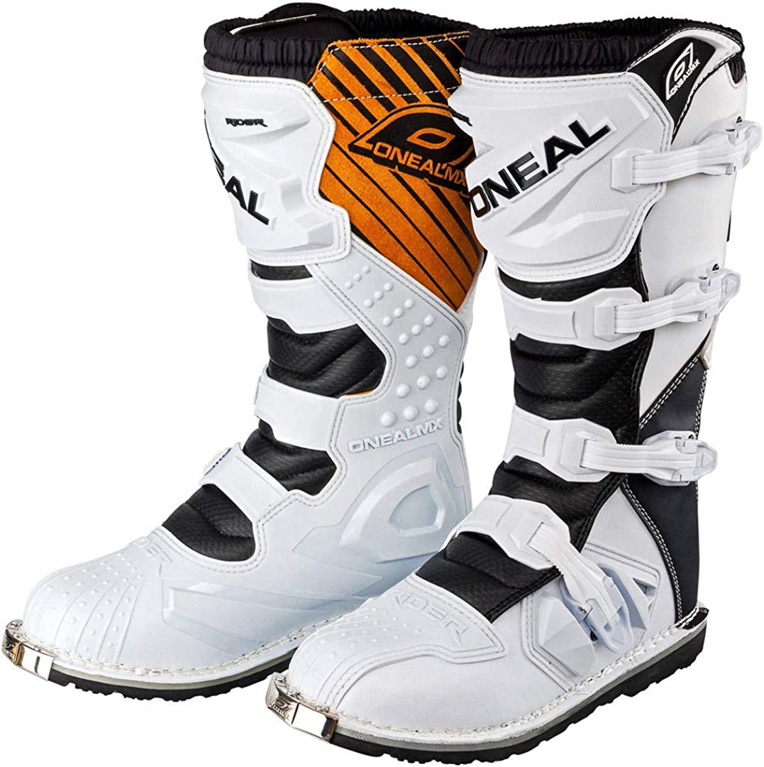 0329-3 Orange ONeal Unisex Motocross Stiefel Rider Boot 46