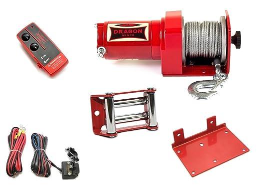 2 opinioni per Verricello Argano elettrico ATV 2500Lbs (1133 kg)