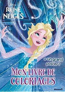 Frajodis Frozen Coffret De Coloriage 0006483 Amazon Fr Jeux Et