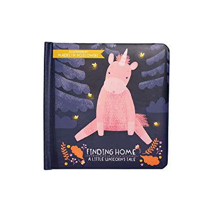 Manhattan Toy Finding Home - A Little Unicorn's Tale Baby Board Book, Ages 6 Months and up: Toys & Games