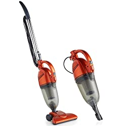 VonHaus 2-in-1 Bagless Vacuum Stick Upright