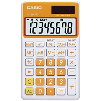 manual casio ms 10vc