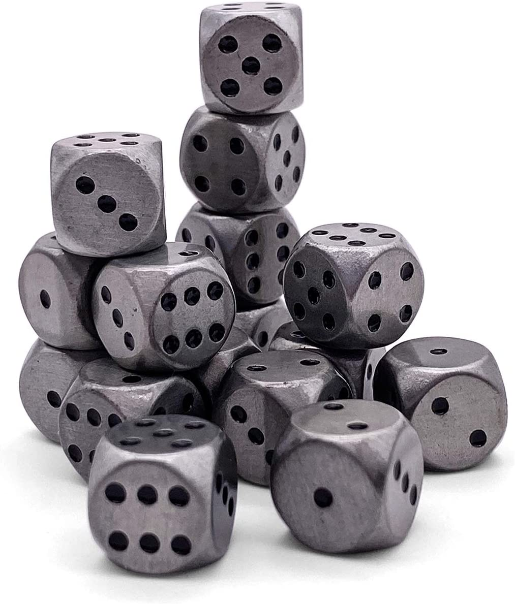 Aged Mithiral D6 Metal Pips Dice Set Of 16 With Tin Case By Norse Foundry Role Playing Dice Toys Games These work with both the packaged electron executable as well when starting foundry via. protecao para veiculos