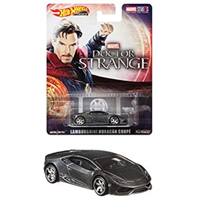 Hot Wheels 2020 Retro Entertainment Series Lambo Huracan Coupe Marvell Doctor Strange 1:64 Scale Collectible Die Cast Metal Toy Car Model: Toys & Games