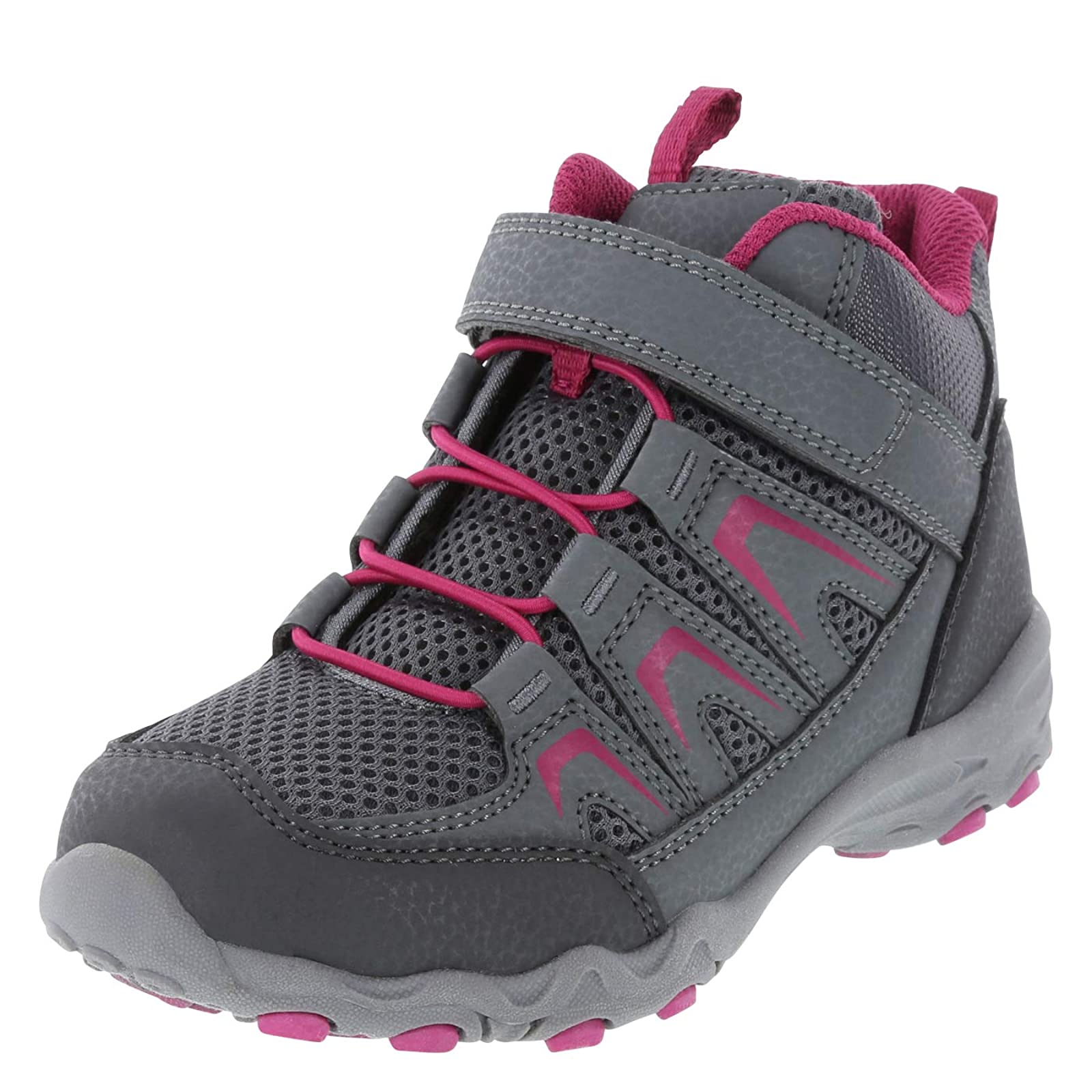 Rugged Outback Grey Pink Girls' Winona Hiking 178641130 - 4