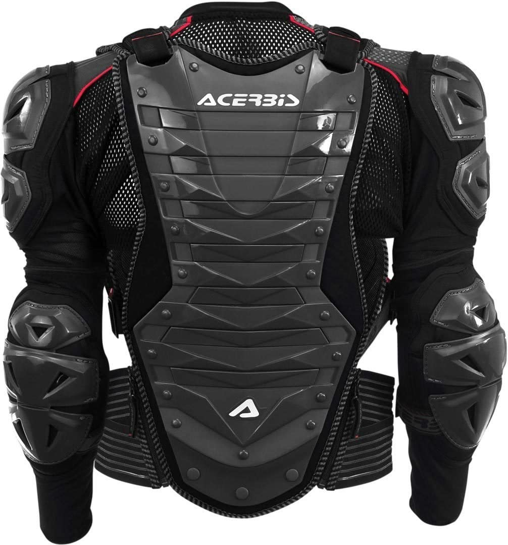 Acerbis Cosmo Body Armor Large//X-Large Grey