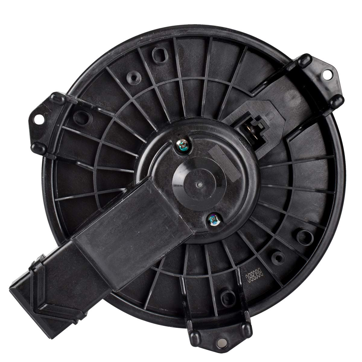 FAERSI ABS Plastic Heater Blower Motor with Fan Cage Compatible with 2006-2011 Honda Civic//2006-2011 Acura CSX//2007-2010 Jeep Wrangler