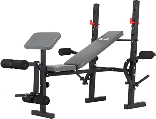 side facing body champ standard weight bench