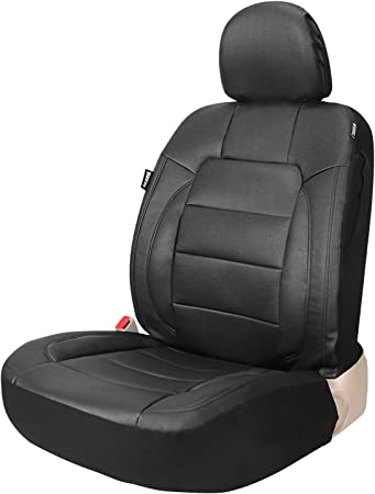 1 ECO LEATHER VAN UNIVERSAL SEAT COVERS for MERCEDES BENZ SPRINTER 2