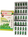 Original best choice Nutrition Vitamin E 400mg (Pack of 50 Capsules) better than Evion