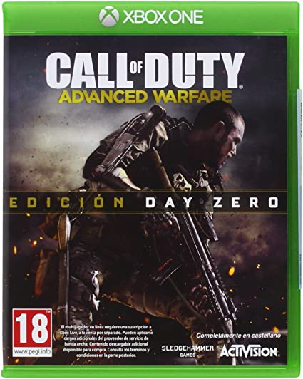 Call of Duty: Advanced Warfare - Edición Day Zero: Amazon.es ...