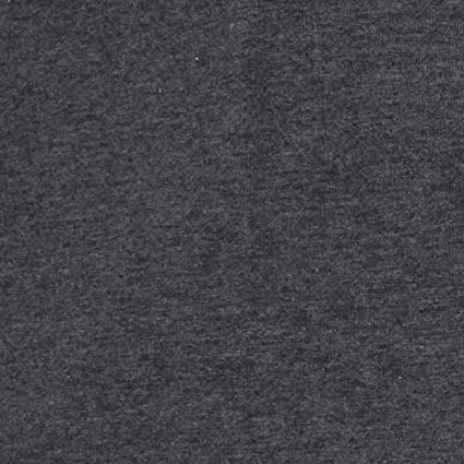 8981e8cbb3c Image Unavailable. Image not available for. Color: Telio Stretch Organic Cotton  Melange Jersey Fabric, Dark Grey ...