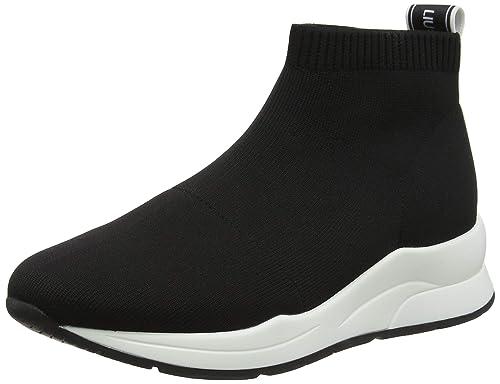 df64b28c8f6a Liu Jo Shoes Karlie 16 - Elastick Sock Black, Scarpe da Ginnastica Basse  Donna,