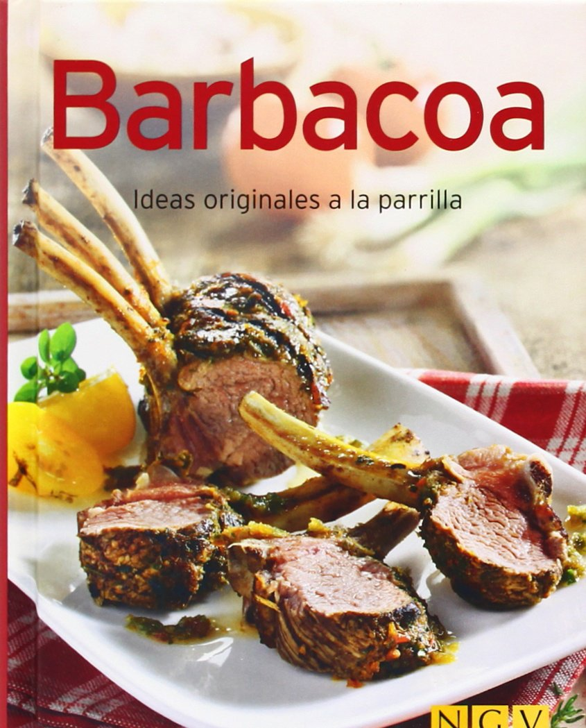 BARBACOA.(MINILIBRO): VARIOS(002123): 9783625003618: Amazon ...