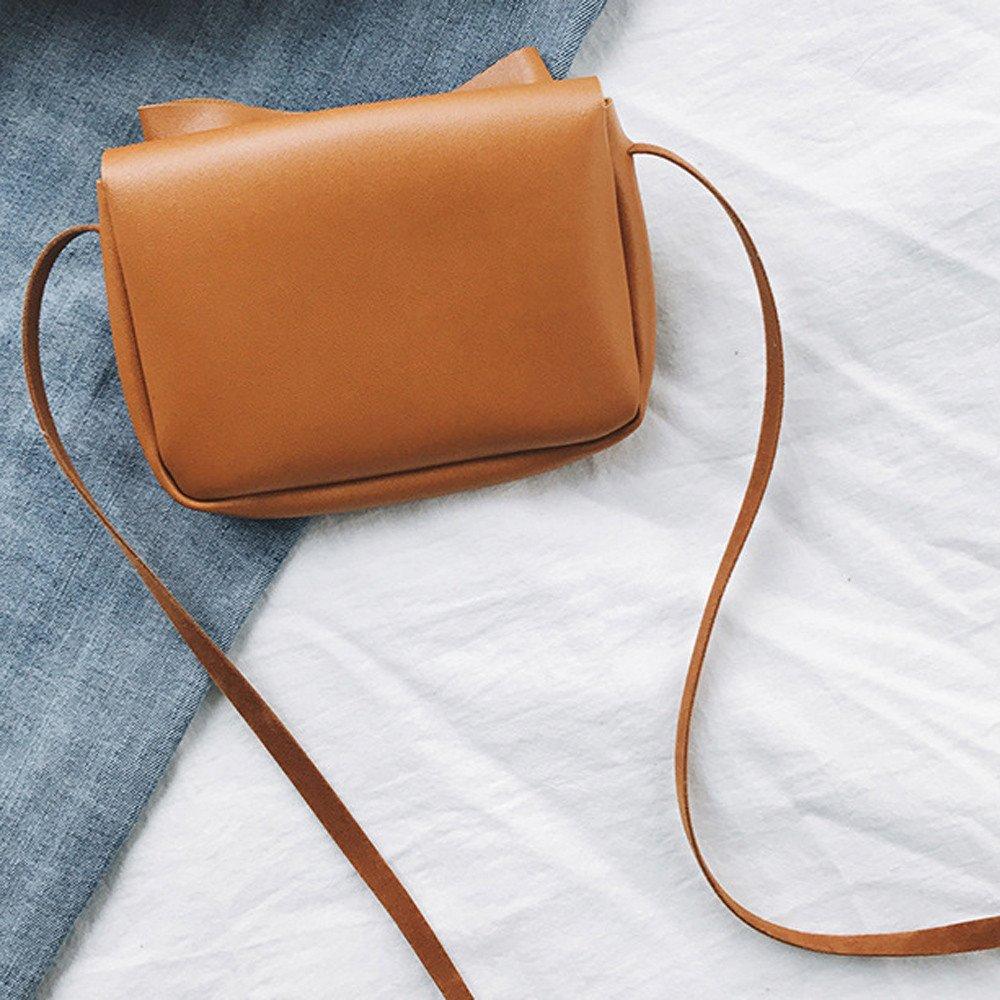 Amazon.com: Halfbye - Bolso bandolera de tela suave para ...