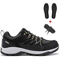 SELCNG Hiking Shoes Casual Outdoor Hiking Hiking Shoes Leather mesh Breathable sneakers-Style3-43