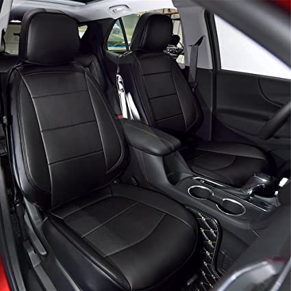 Amazon Com Kust Zd31949w Chevrolet Seat Covers Leather Seat Covers