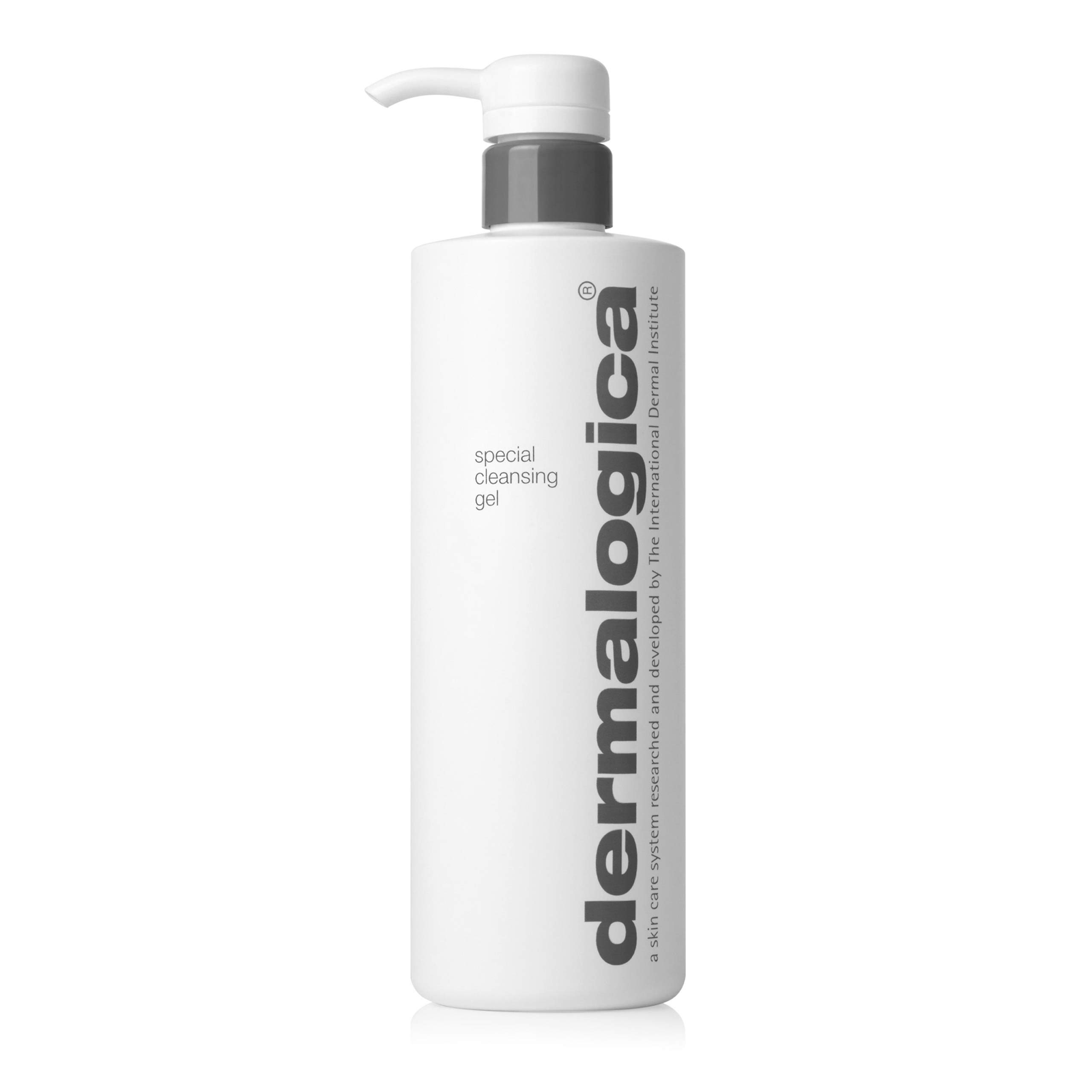 Dermalogica Special Cleansing Gel - Gentle-Foaming Face Wash Gel for Women and Men - Leaves Skin Feeling Smooth And Clean