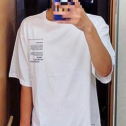 Amazon Tシャツ 長袖 メンズ ストライプ カットソー ファッション カジュアル ストライプtシャツ 柔らかい 細身 タイト Tシャツ 快適 春夏秋 白m Tシャツ カットソー 通販