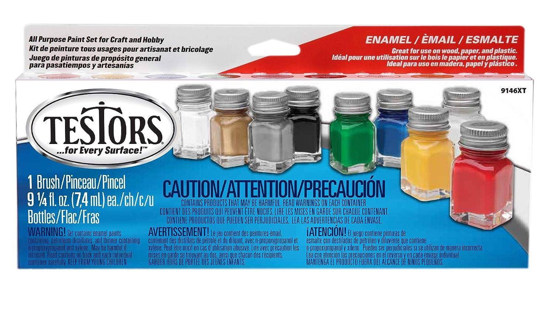 9146XT Promotional Enamel Paint Set