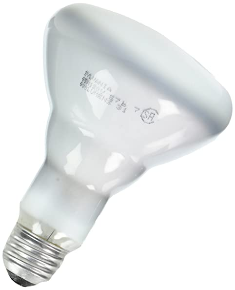 sylvania lighting br30 65w 120volt indoor flood bulb 6pack