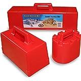 Flexible Flyer Snow Fort Building Kit Brick Form & Sand Castle Mold Block, Beach & Winter Toy