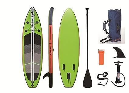 Loyal FUN Sup hinchable Stand Up Paddle Board Set con bomba de alta presión de remo