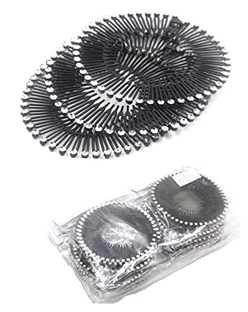 Azzon Dozen Pack (36 pieces) Hair Band Hair Accessories Black And Multi  Color With eeac4e9eef6