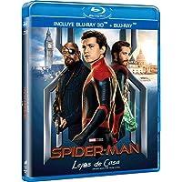 Spider-Man (Lejos de Casa 3D) [Blu-ray]