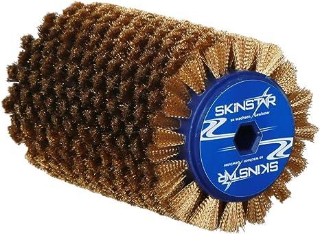 SKINSTAR Complet Brosses Set de Rotor Worldcup Professional 5-teilig 100mm