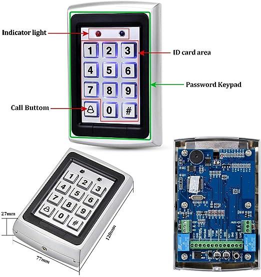 EmNarsissus Fuente de alimentaci/ón Ajustable de 3-12V 12W con Puntas USB de CC Cargador multifunci/ón Adaptador de Corriente con Interruptor regulador de Voltaje port/átil