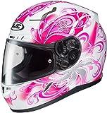 HJC Cosmos Womens CL-17 Street Bike Motorcycle Helmet - MC-8 / X-Small