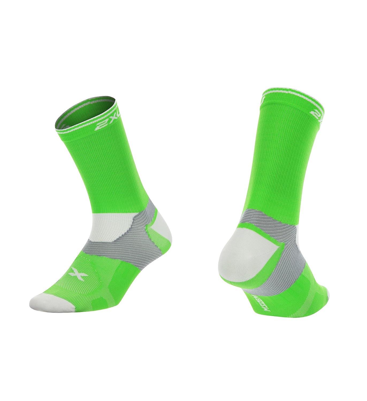 2XU Men's Cycle Vector Socks