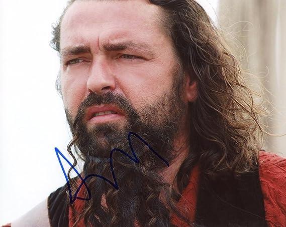 angus macfadyen braveheart autograph signed 8x10 photo at amazon s
