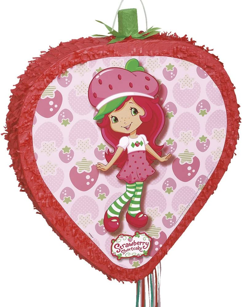 Strawberry Shortcake Pinata