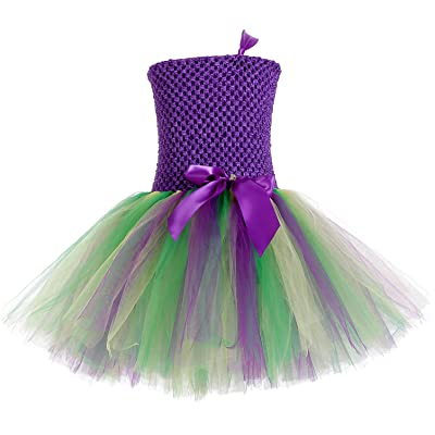 Tutu Dreams Holiday Dress Costume for Girls 1-12Y(Thanksgiving Day, Mardi Gras, Flag Day): Clothing