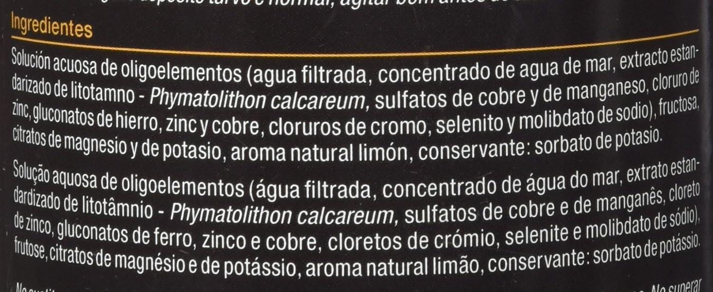 Nutergia Ergysport Oligomax Complemento Alimenticio - 500 ml: Amazon.es: Salud y cuidado personal