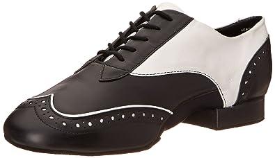c9164f474 Amazon.com | Capezio Men's 1 Inch Travis Oxford Dance Shoe | Oxfords