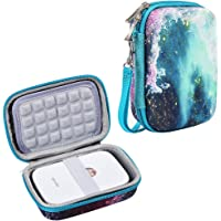 COMECASE Galaxy Hard Case for HP Sprocket Portable Photo Printer and 2nd Edition, Also fits Polaroid Zip Mobile Printer/Zink Zero Ink Printing Technology/Polaroid Snap Instant Digital Camera, Galaxy