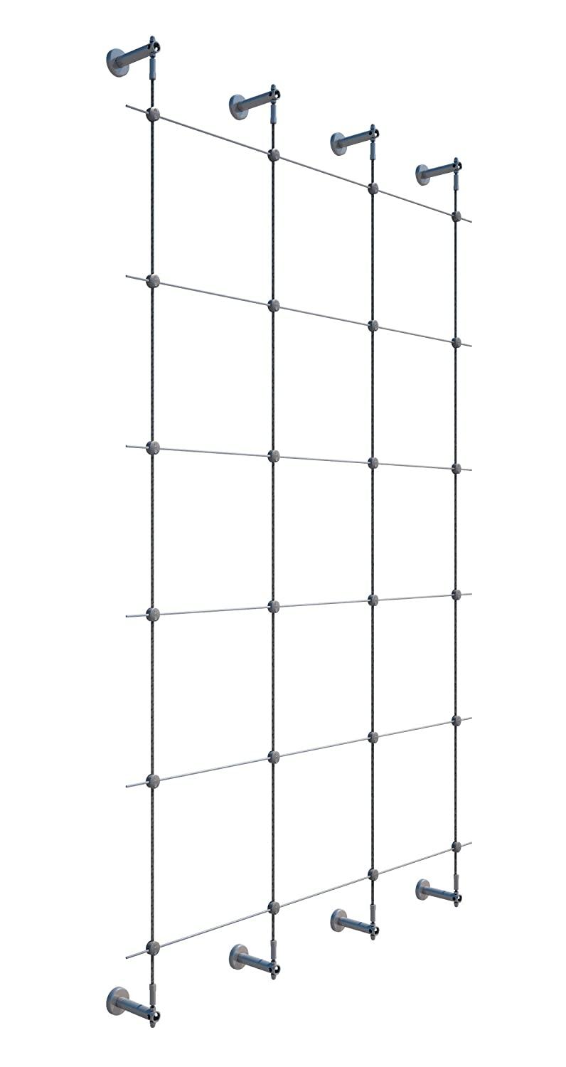 Jakob 96 in. Wire Rope Plant Trellis System