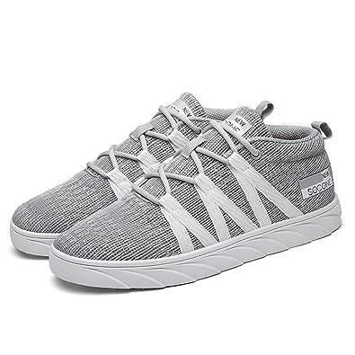 Herren Sneaker Freizeitschuhe Skater Schuhe Sneaker