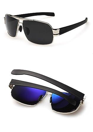 Amazon.com: Toping Fine Inner Coating Driving Sunglasses Men ...